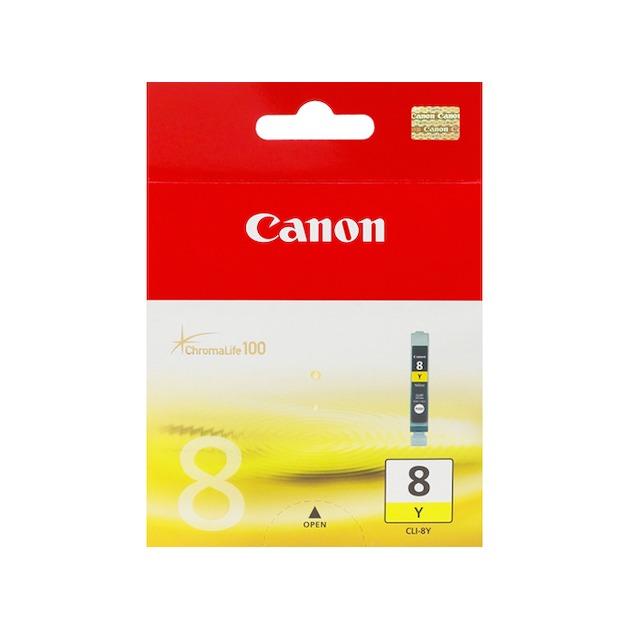 Canon CLI-8G geel