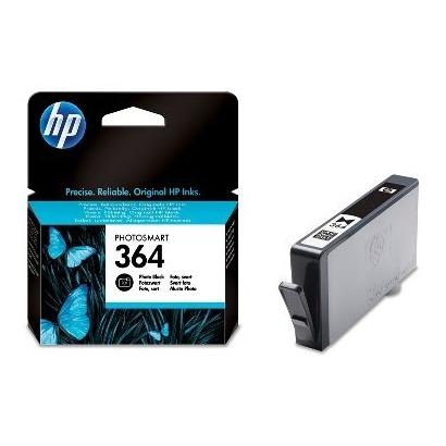 HP 364 photo zwart