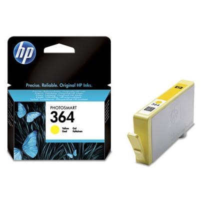 HP 364 geel