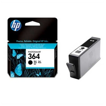 HP 364 zwart