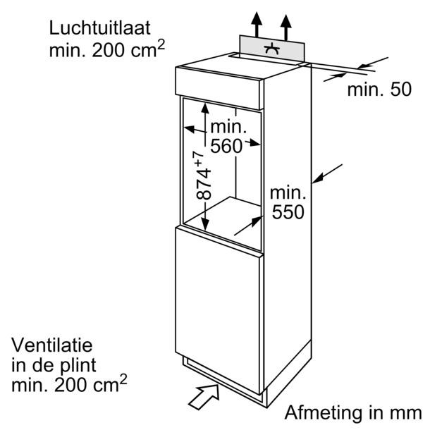Bosch GID18A20