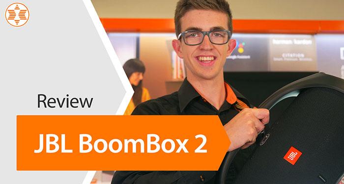 JBL BoomBOX 2 |  Review | Expert
