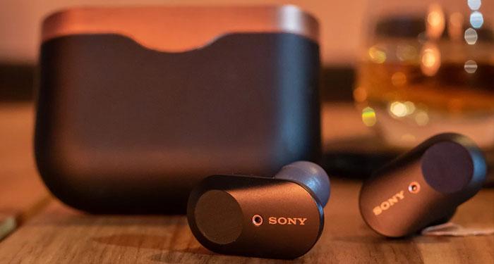 Sony WF-1000XM3 – De stille virtuoos | Expert