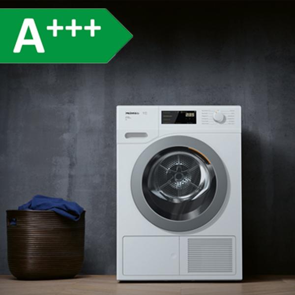 Wat is de energieklasse van een wasmachine?