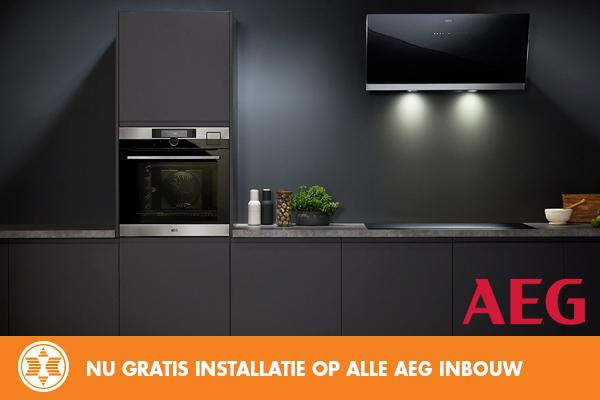 Aeg Keuken Inbouwapparatuur : Gratis installatie op alle aeg inbouwapparatuur expert