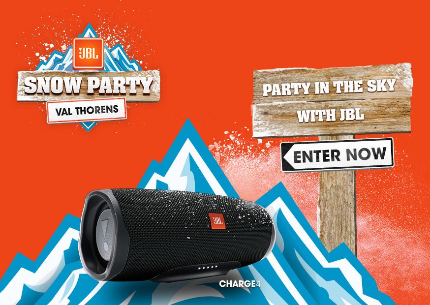 JBL Snow Party | Expert