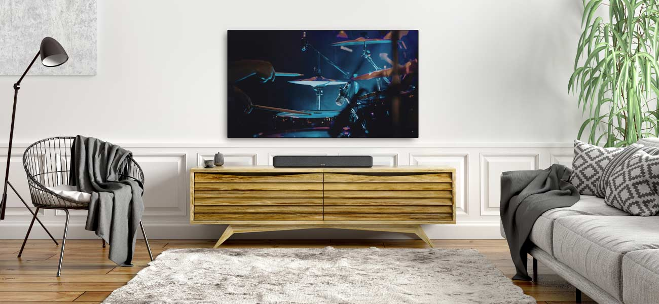 Denon Home Sound Bar 550 | Verkrijgbaar bij Expert