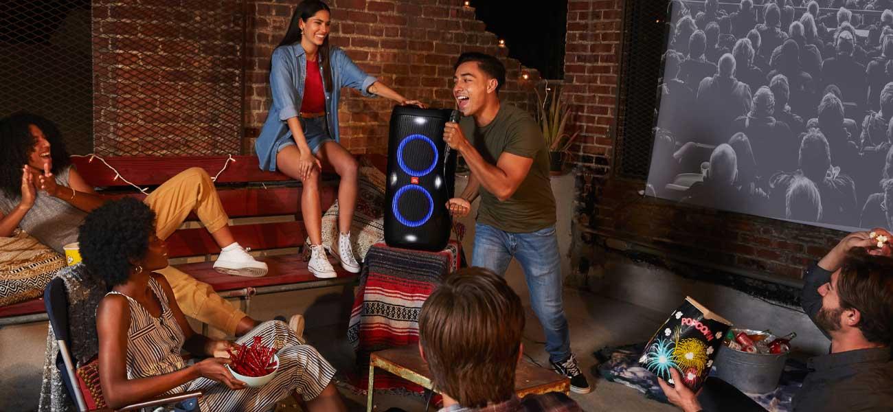 JBL PartyBox 310   Te koop bij Audiogigant