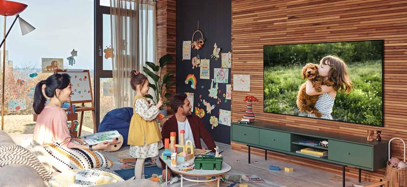 Samsung QLED 4K-tv | Te koop bij Expert