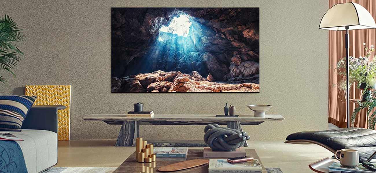 Samsung Neo QLED 8K-tv | Te koop bij Expert