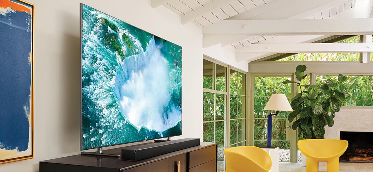 Samsung HW-Q80R soundbar | Te koop bij Expert