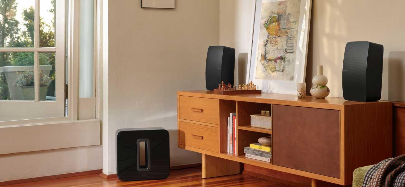 Sonos Five | Gratis verzendig bij Expert