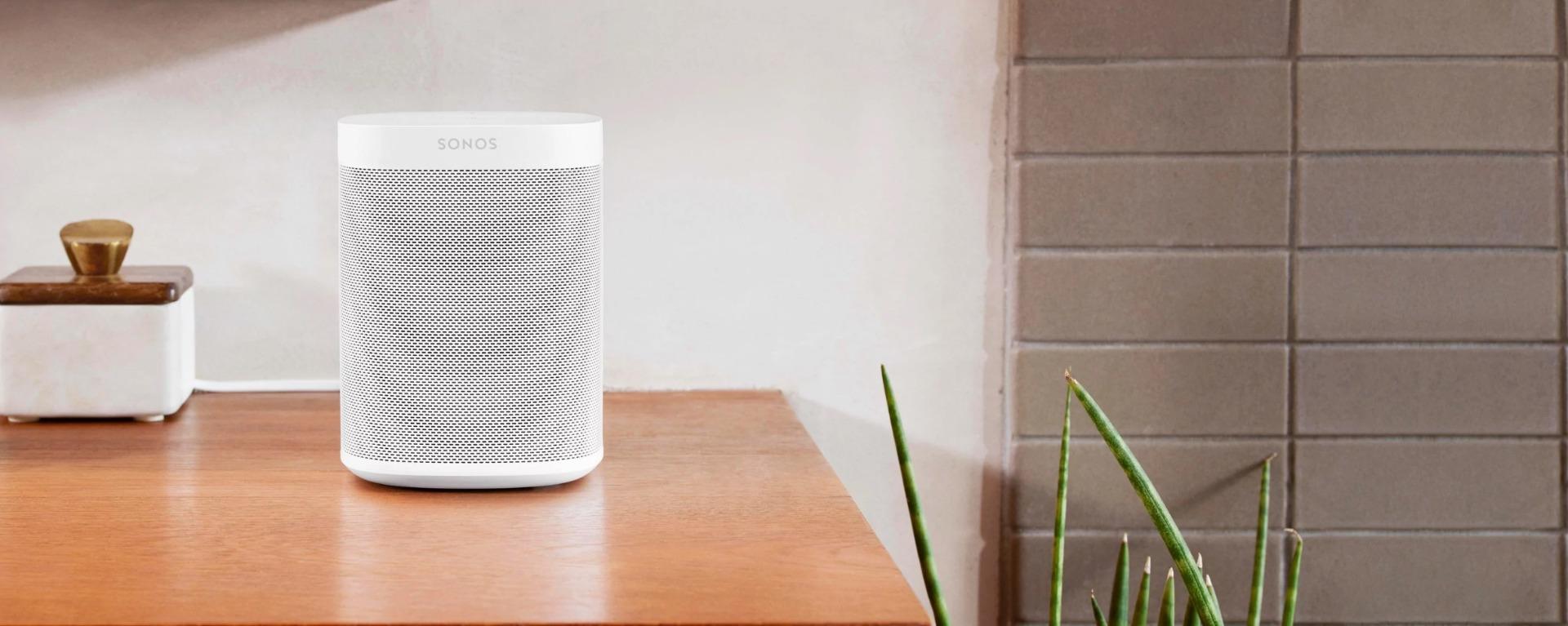 Sonos ONE | Te koop bij Expert
