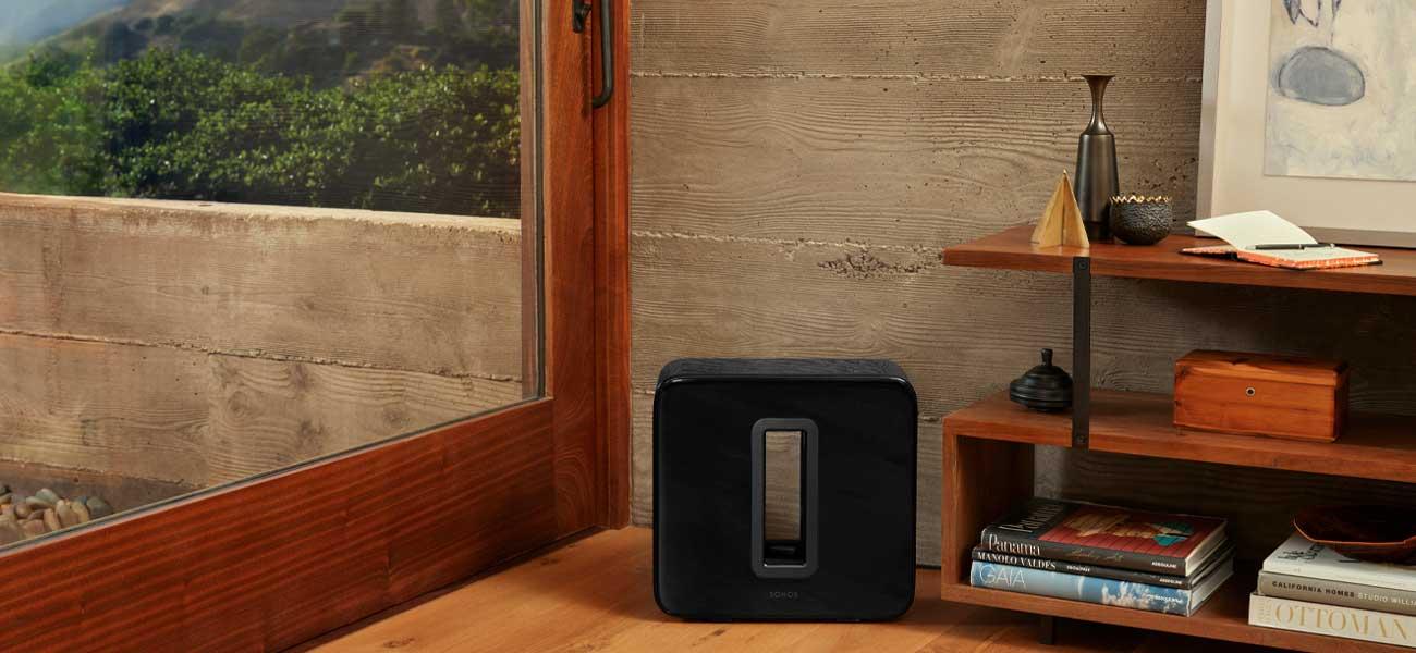 Sonos Sub | Gratis verzendig bij Audiogigant