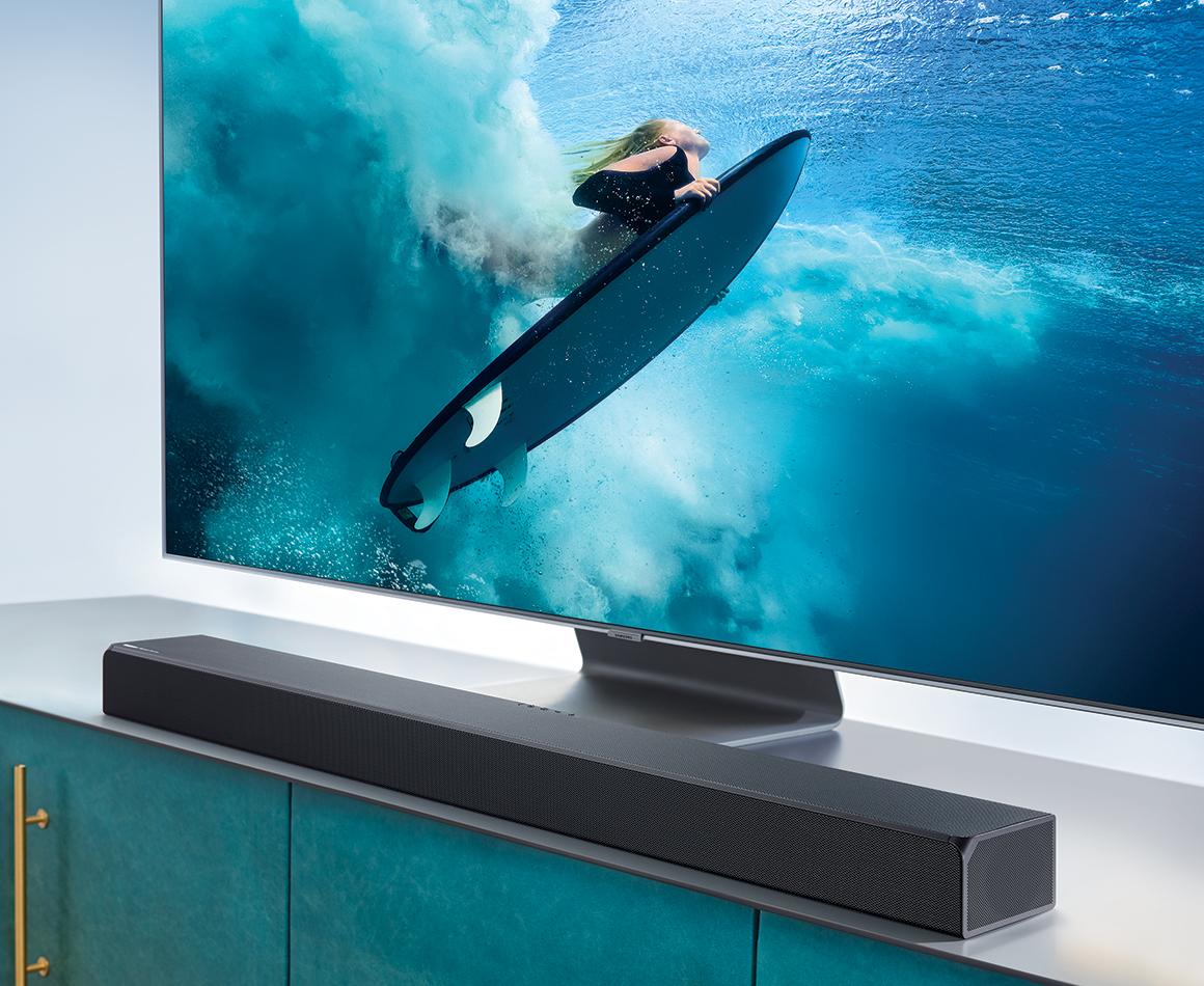 Samsung HW-Q90R soundbar | Te koop bij Expert