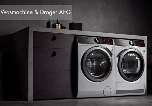 AEG Wasmachine & droger
