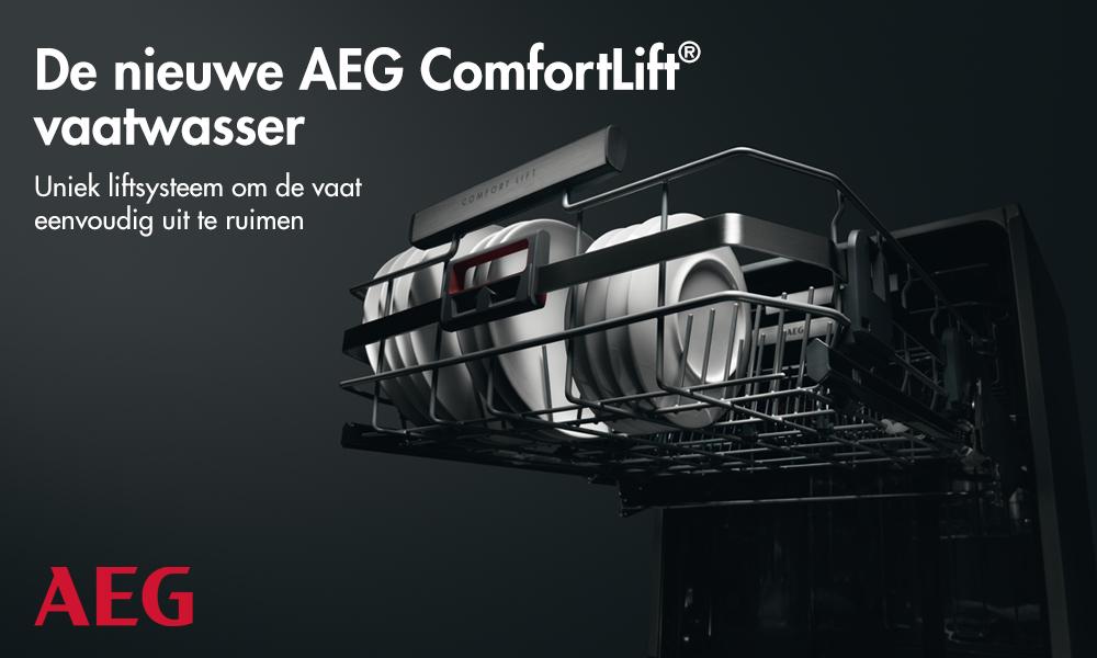 AEG Technologieën vaatwassers