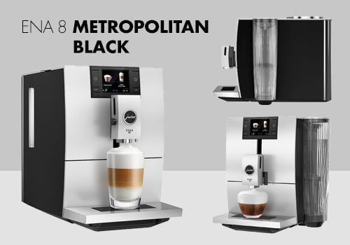 Jura ENA 8 metropolitan black
