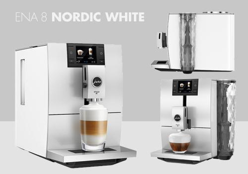 Jura ENA8 Nordic White