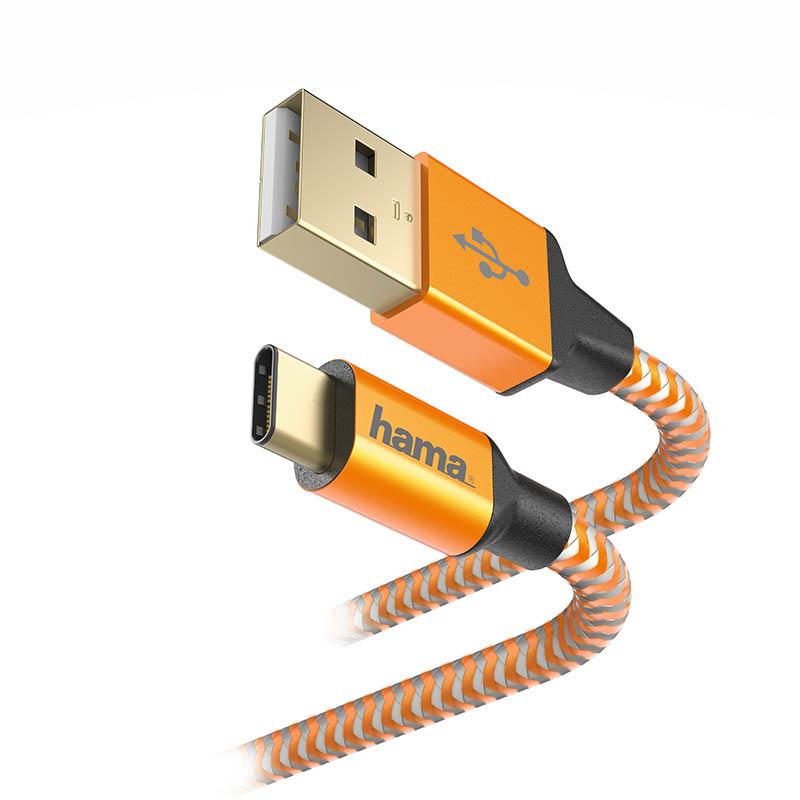 USB-C kabel-Hama