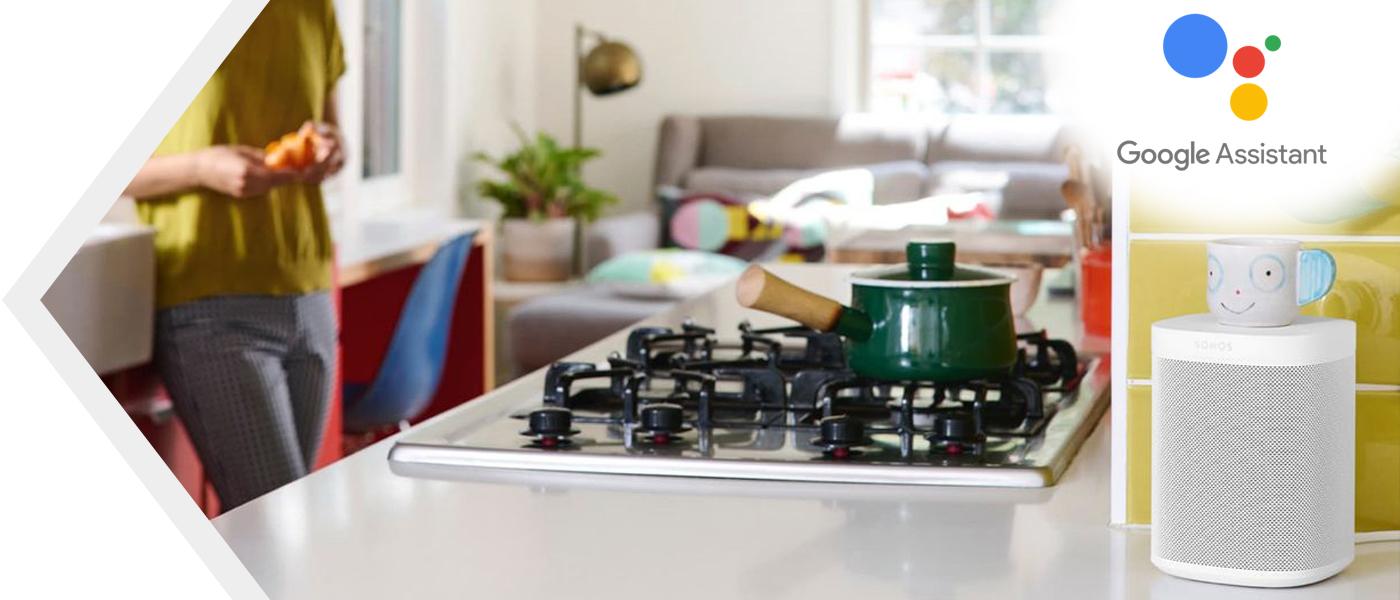 Zo installeer je Google Assistant op jouw Sonos | Expert helpt je verder