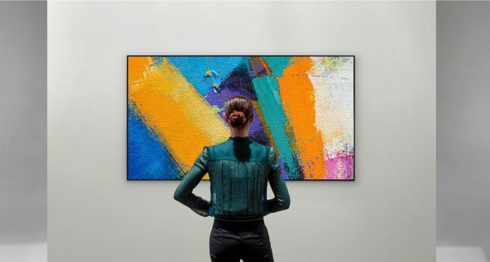 LG GX OLED Gallery-tv – esthetisch tot in de puntjes | Expert