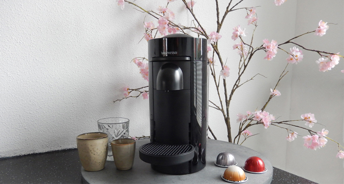 Even voorstellen: de innovatieve Nespresso Vertuo Plus | Expert