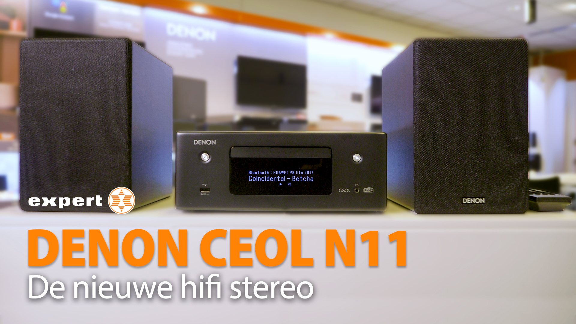 Denon CEOL N11|  productvideo | Expert