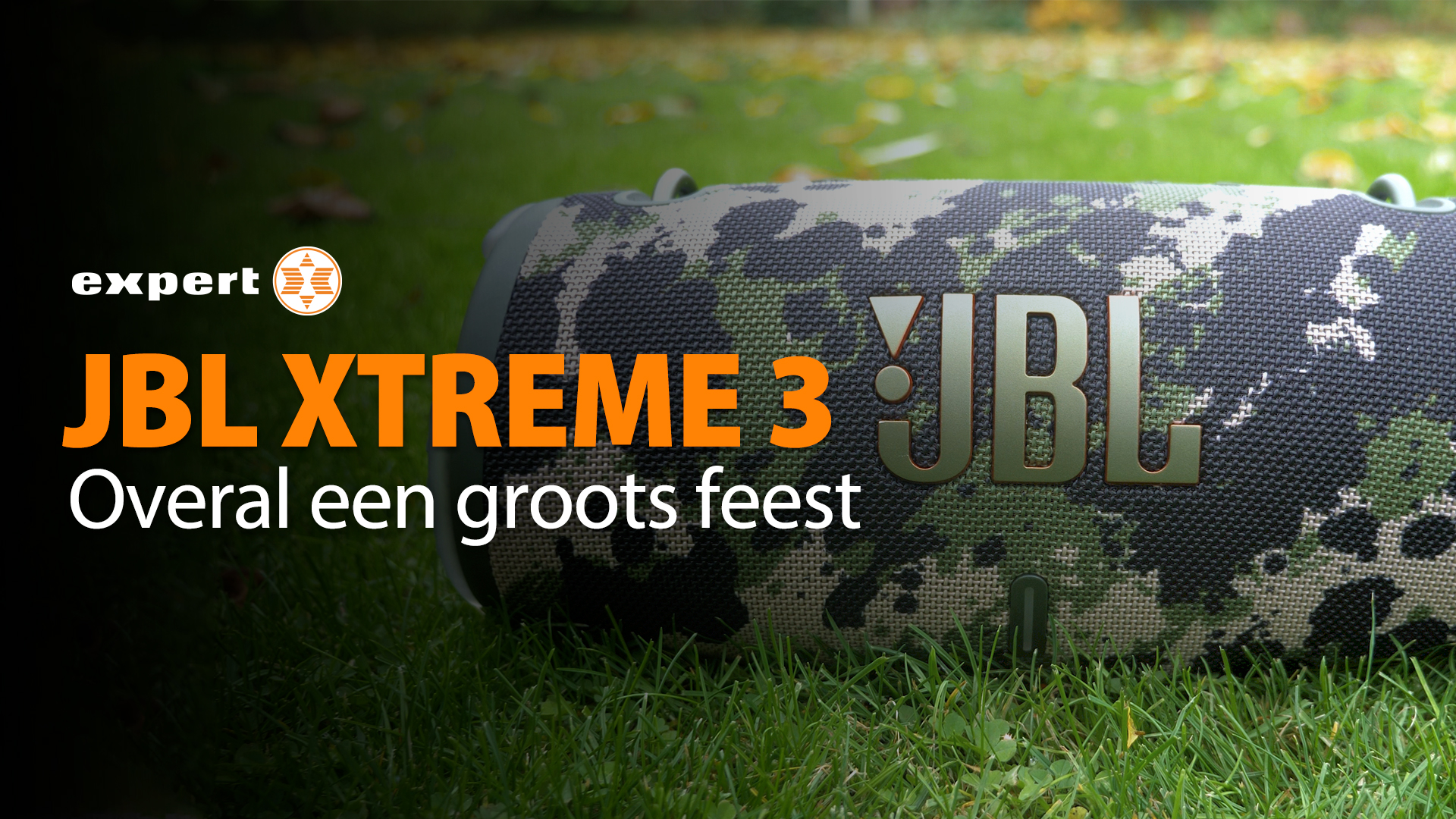 JBL Xtreme 3|  productvideo | Expert