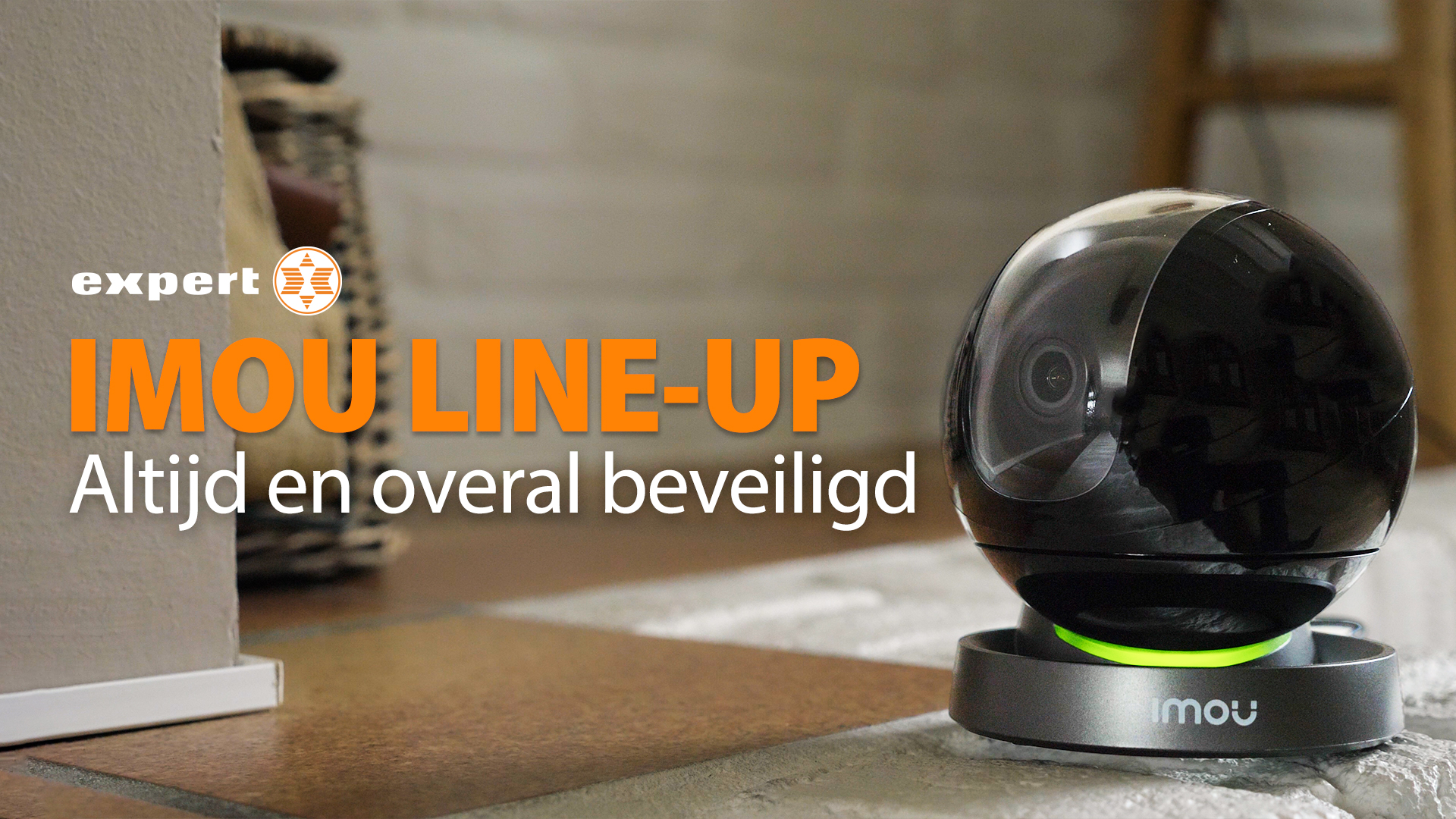 Imou Camera Lineup|  productvideo | Expert