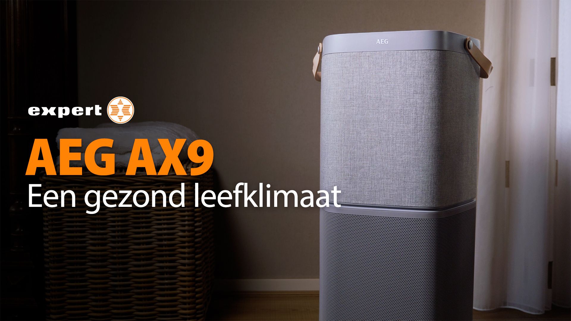 AEG AX9|  productvideo | Expert