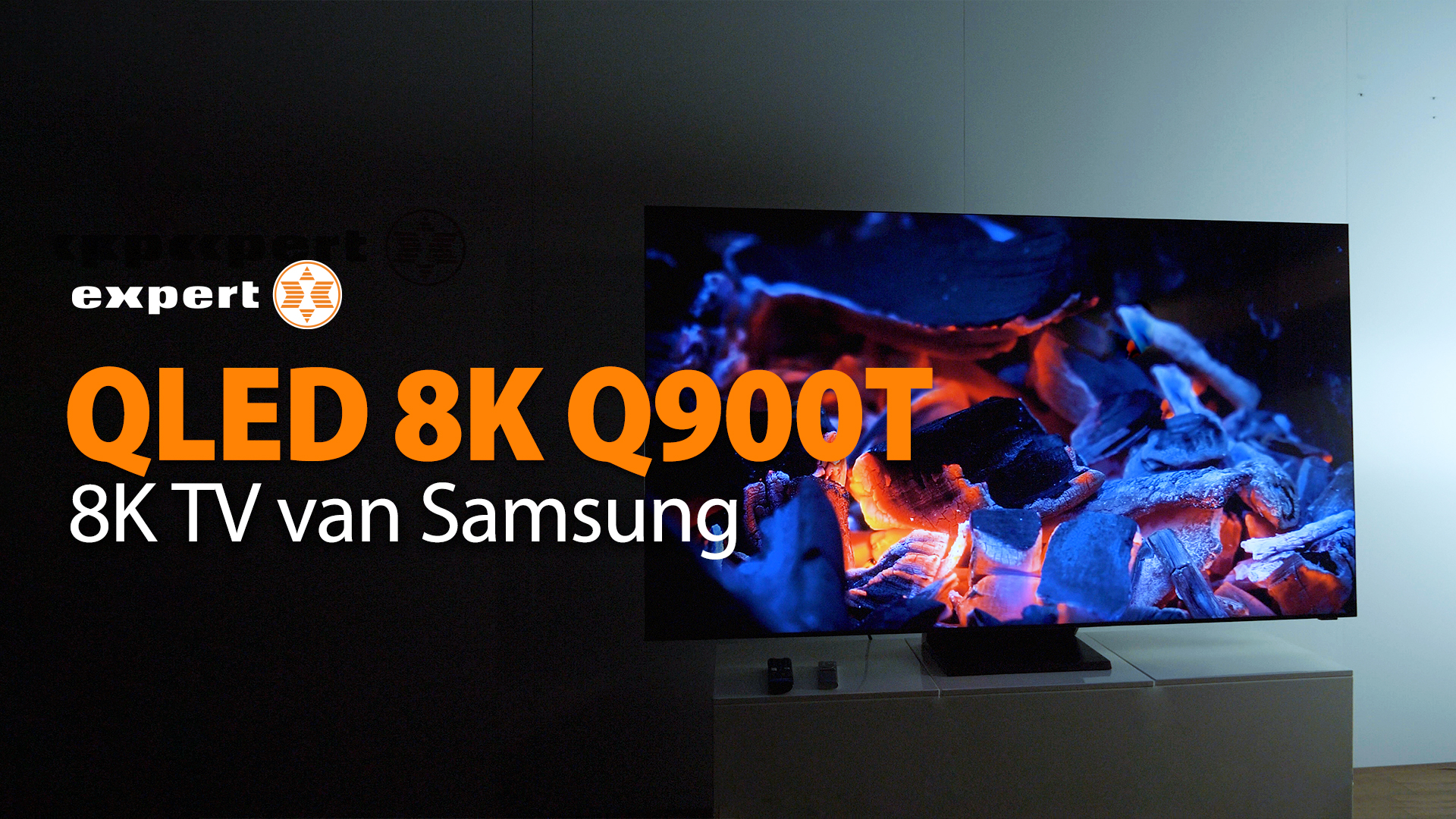 Samsung QLED 8K Q900T|  productvideo | Expert