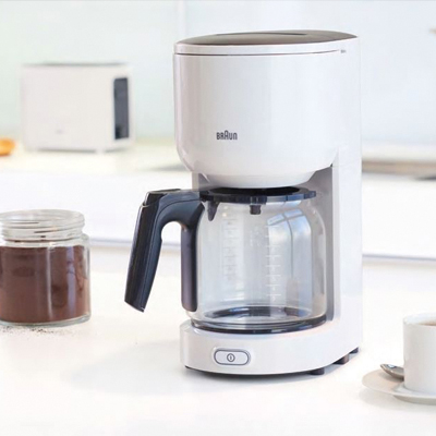 Koffiefilter apparaat
