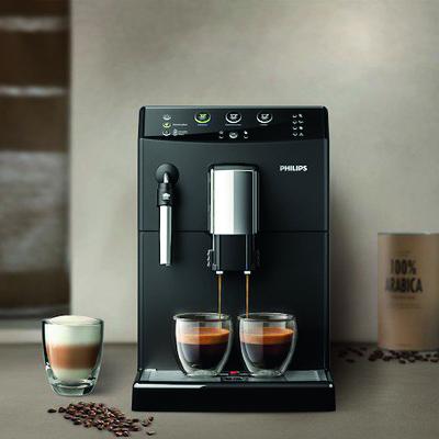 Koffie volautomaat