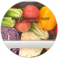 LG Moist Balance Crisper
