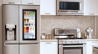 LG Instaview Door-in-Door koelkast
