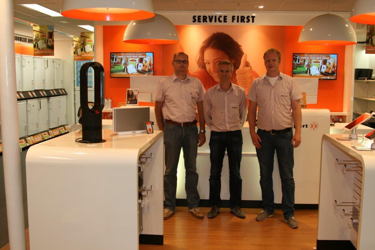 Expert team Lekkerkerk