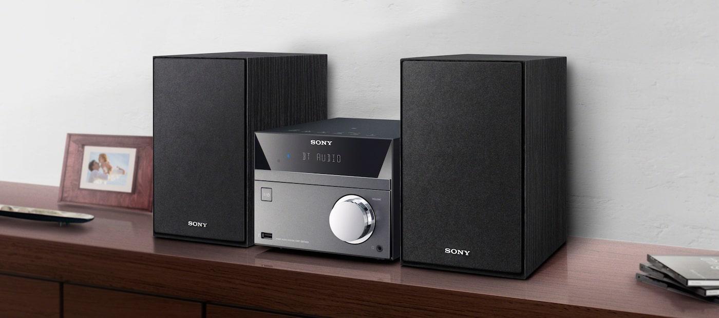 Sony CMT-SBT40D   Te koop bij Expert