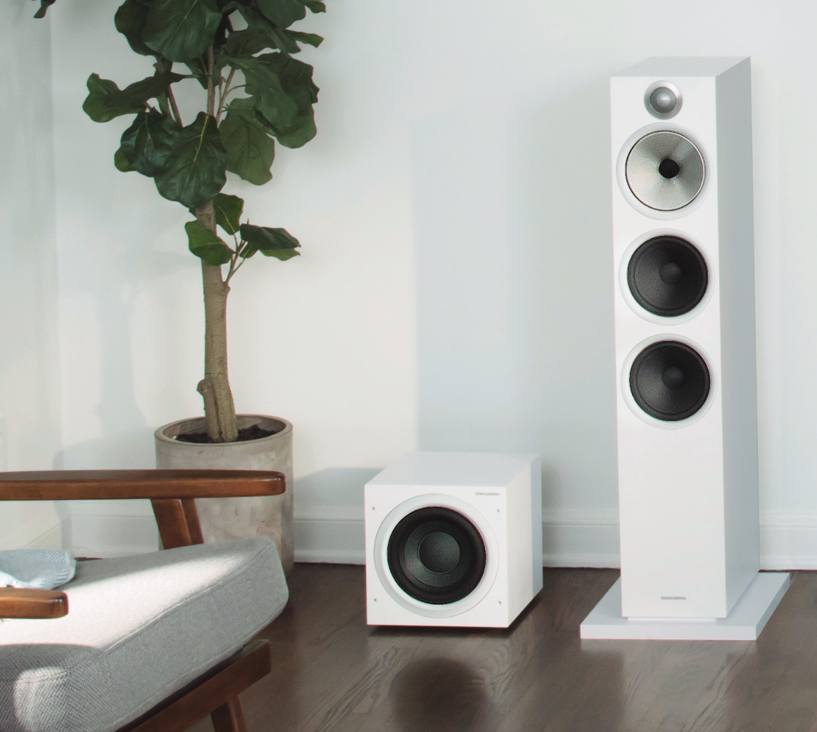 Bowers & Wilkins Formation-speakers | Te koop bij Expert