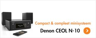 Denon CEOL N-10 | Te koop bij Expert
