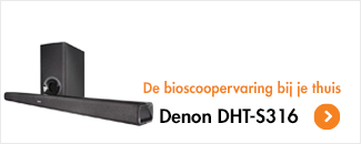 Denon DHT-S316 | Te koop bij ExpertDHT-S316