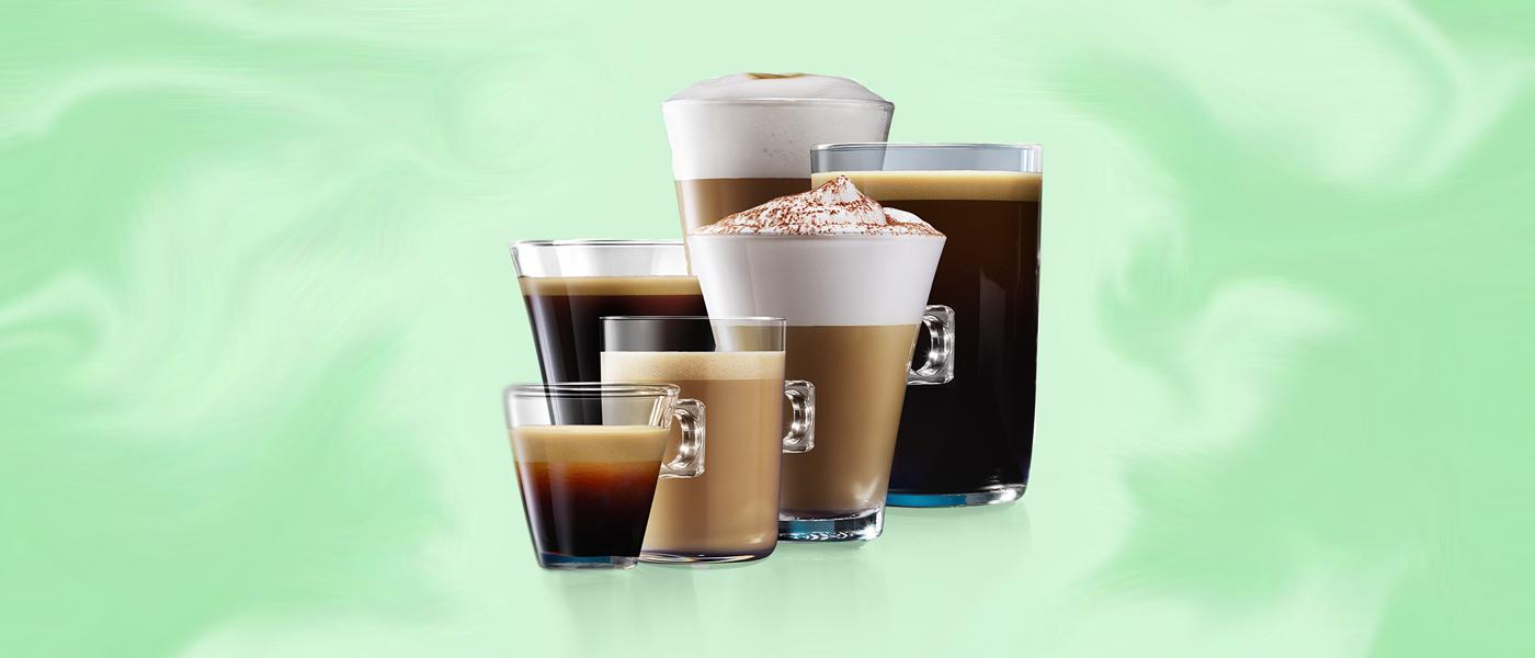Koffie specialiteiten | Dolce Gusto bij Expert