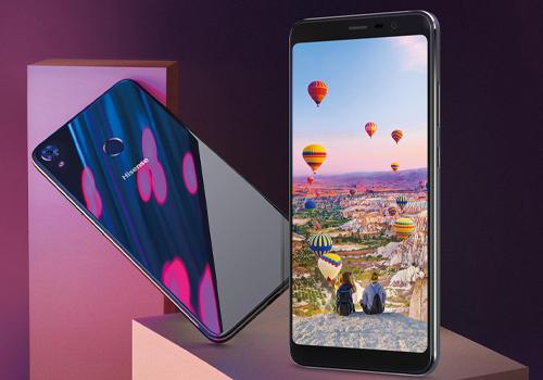 Hisense smartphones