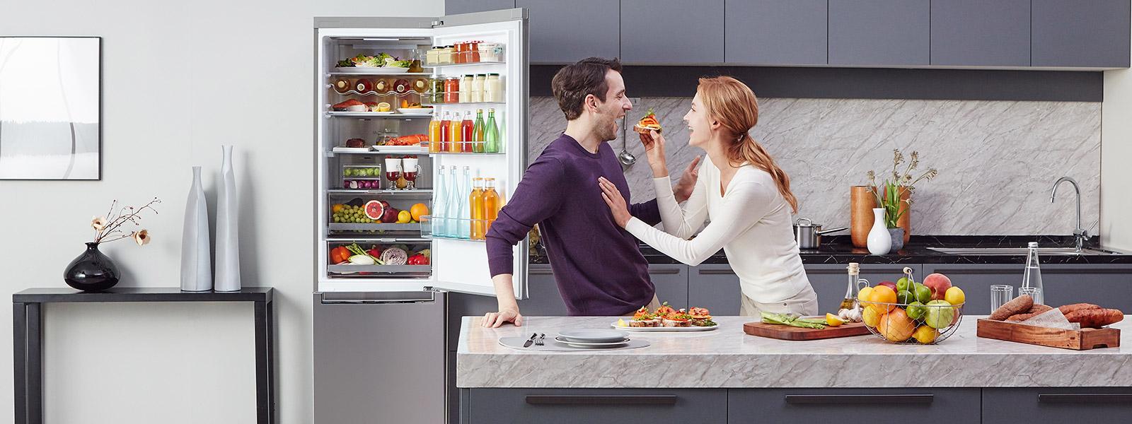 LG DoorCooling+ koelkasten | Te koop bij Expert