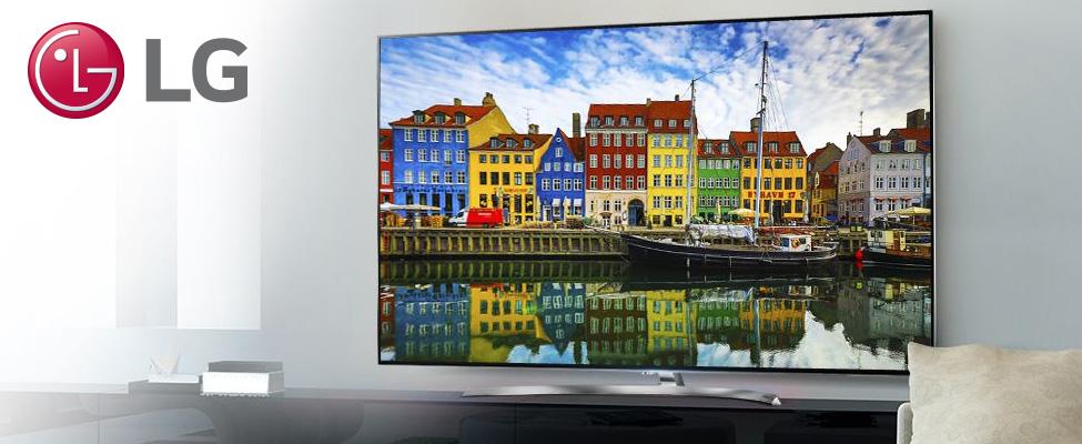 OLED TV van LG