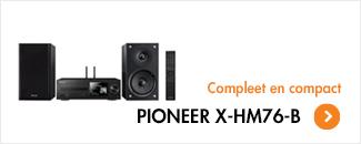 Pioneer X-HM76-B | Te koop bij Expert