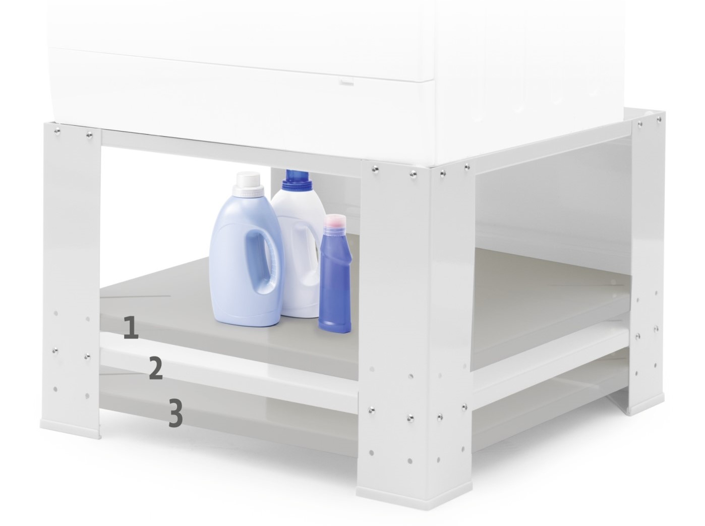 Xavax onderzetmeubel voor wasmachine of droger