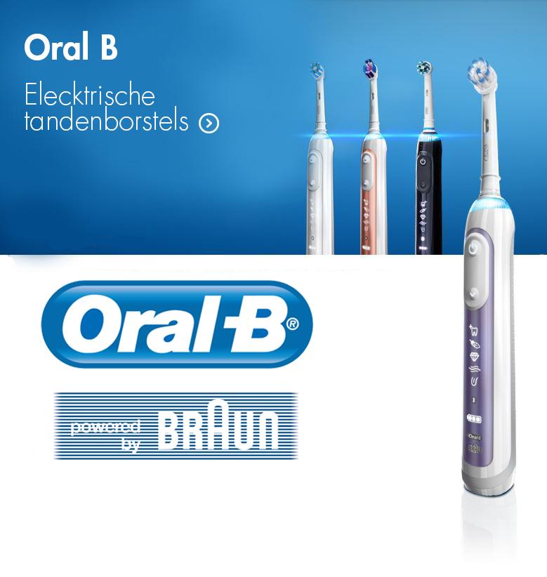 Elektrisch tandenborstels Braun