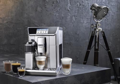 Koffiezetapparaten DeLonghi