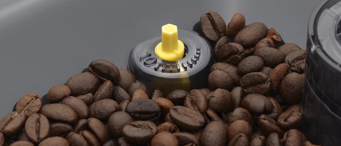 Bekijk de Gaggia koffiemolen